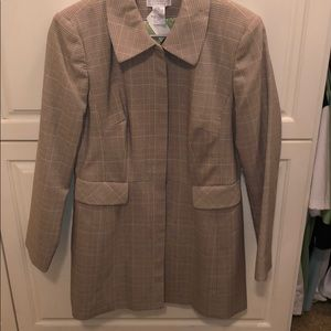 Worthington Stretch Spring Trench Size 6